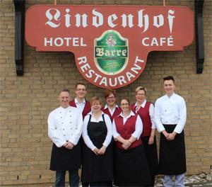 Hotel Lindenhof Team